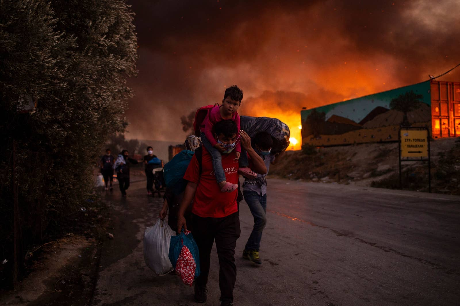 Angelos Tzortzinis / Getty Images